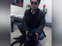 Abducted Chinese Guide Dog Returned With Apology Note