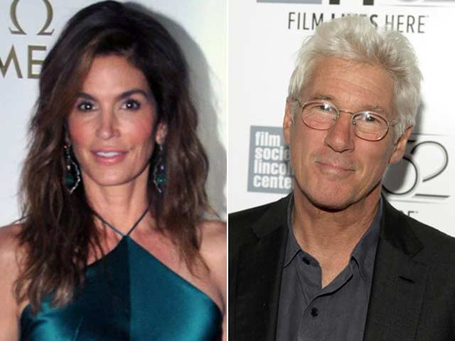 Cindy Crawford Says Ex-Husband Richard Gere is 'Like a Stranger'