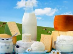 Two Servings Of Dairy Products Daily May Lower Risks Of Diabetes, High BP - Study