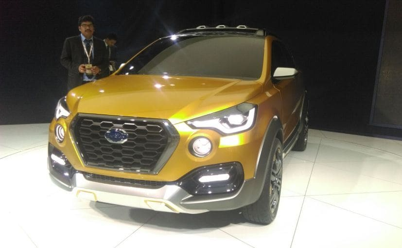 datsun go cross SUV