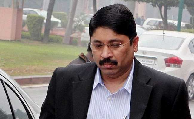 Telecom Case: Court Dismisses Ruling Discharging Dayanidhi Maran, Brother