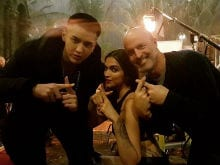 Deepika Padukone in a New <I>xXx</i> Pic, This Time Minus Vin Diesel