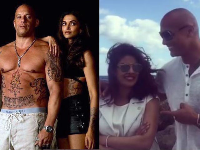 'Bae-Watch': Keeping Up With Priyanka and Deepika's Hollywood Diaries