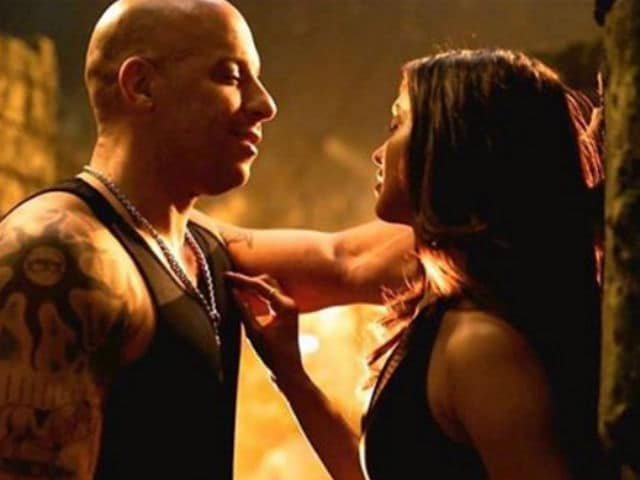 Deepika Padukone in a New xXx Pic, This Time Minus Vin Diesel