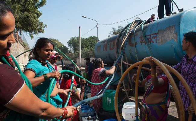 दिल्ली में 21 मई से गहरा सकता है पानी का संकट
