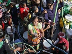 Delhi Warns Water Crisis Could Run For Another 15 Days