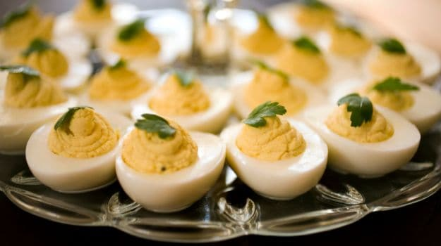 Watch: Spruce Up Your Devilled Eggs With This Easy And Unique Recipe