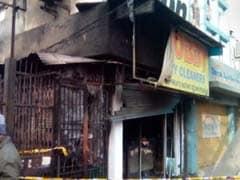 दिल्ली के दिलशाद गार्डन में एक दुकान में लगी आग, चार की मौत
