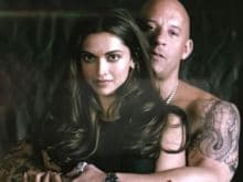 From Deepika Padukone's First Day on <i>xXx</i> Set, a Pic With Vin Diesel