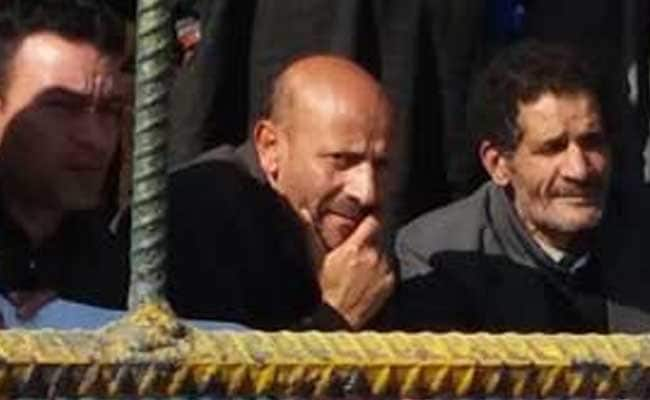 Kashmir Lawmaker Engineer Rashid Appears Before Counter-Terror Agency NIA