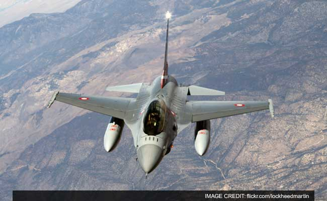 India Expresses Displeasure To US Over F-16 Sale To Pakistan