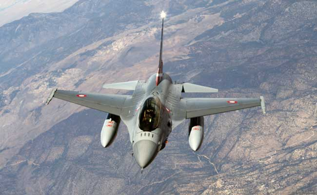 Lockheed Offers To Export F-16 Jets From Proposed India Plant