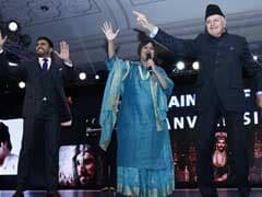 Ranveer Singh Vs Farooq Abdullah In Impromptu Bajirao Dance-Off