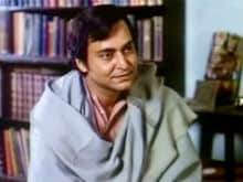 Soumitra Chatterjee 'Never Imagined' Feluda Would Become a 'Cult'