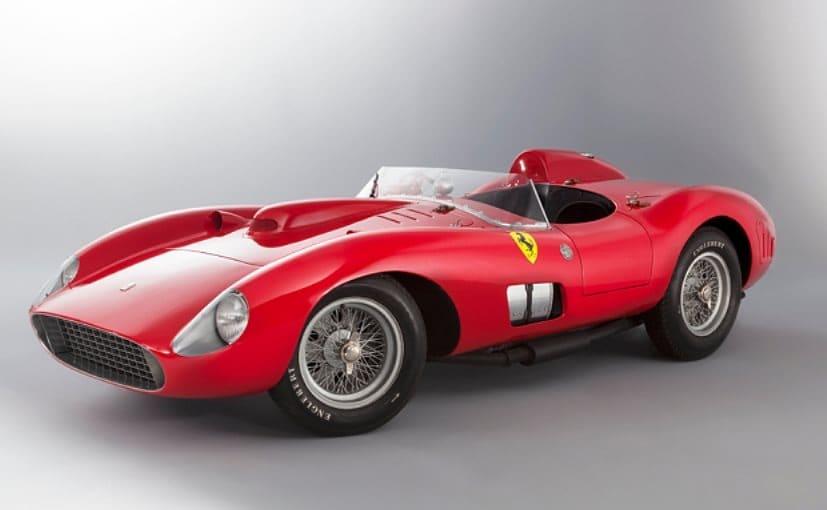 1957 Ferrari 335 S Spider Scaglietti Auctioned for Record 32 Million Euros