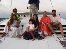 The Bachchans' Cruise Holiday Outsails the Mehras From <i>Dil Dhadakne Do</i>