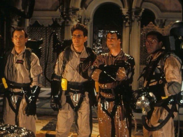 Apocalypse Now? World Ends This Valentine's Day, as Per Ghostbusters II