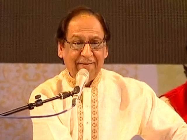 Ghulam Ali to Perform in Lucknow on Sunday