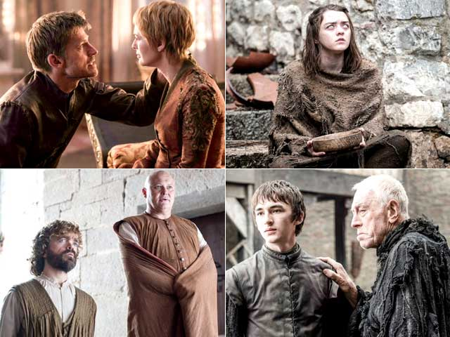 Game of Thrones: Season 6 is Coming. 20 New Snow-Less Pics Revealed