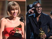 Grammys 2016: Taylor Wins Album of the Year, Kendrick Lamar Wins Five