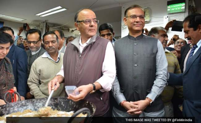 Printing Of Union Budget Document Begins With 'Halwa' Ceremony