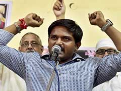 Hardik Patel Booked For Keeping Mobile Charger And Battery In Jail
