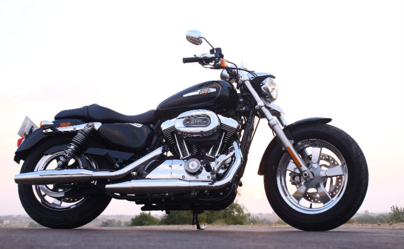 Harley-Davidson 1200 Custom First Ride Review