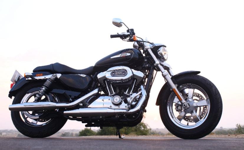 Harley Davidson 1200 Custom First Ride Review