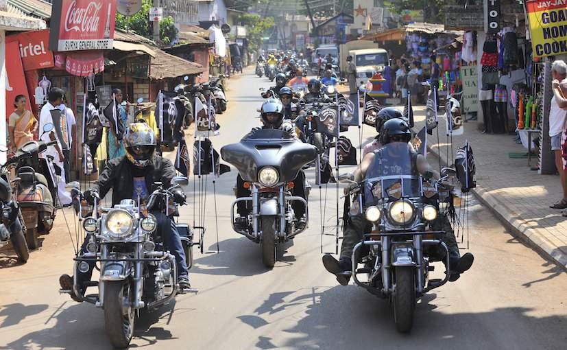Harley-Davidson Big 5 Patch