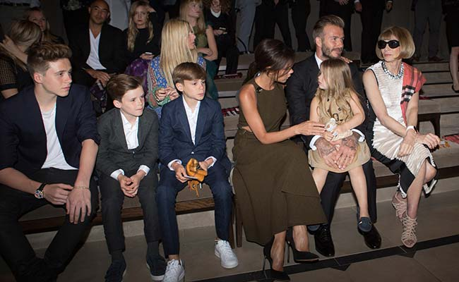 Harper Beckham, The 4-Year-Old Street-Style Star