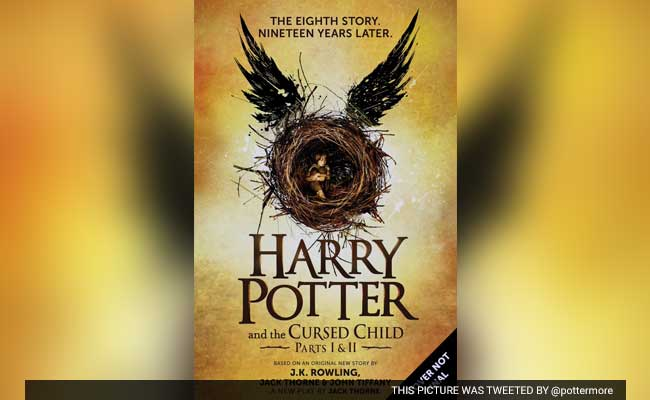 Harry Potter Play Already A Bestseller Five Months Ahead