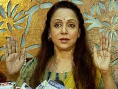 Cancel Plot Allotment To Hema Malini, Demands Congress Leader Sanjay Nirupam
