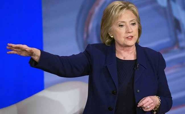 Need To Renegotiate Trade Deals Not Working For US: Hillary Clinton