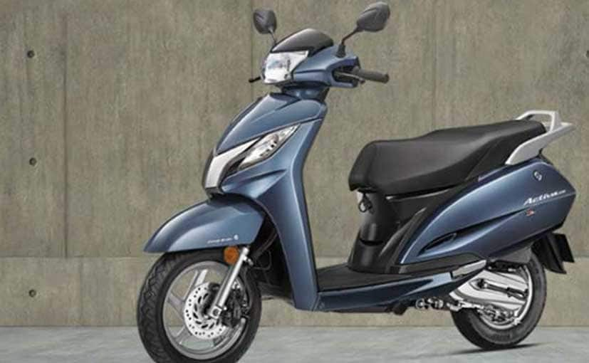 Honda Activa Is Officially the Largest Selling 2-Wheeler in India for 2016