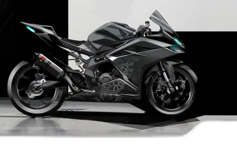 2016 Honda CBR250RR Concept
