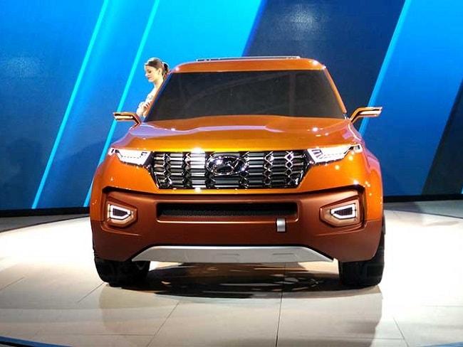 The Hyundai subcompact SUV will use the same design language as the new i30