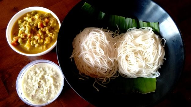 Idiyappam: How to Make These String Hoppers from South India