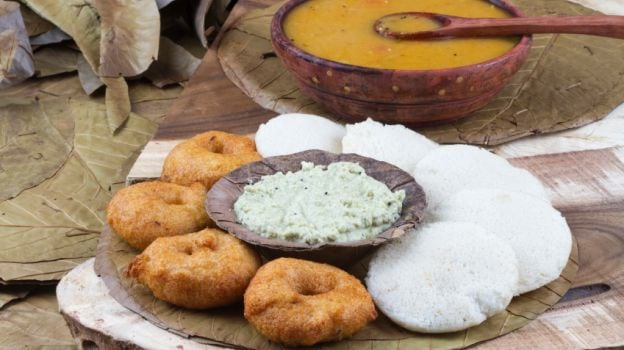 The soft and fluffy Chettinad idli