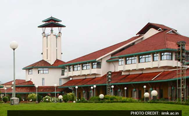 IIM Kozhikode Starts Doctoral Programme In Management For Working Executives