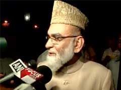 War Detrimental To India And Pakistan, Negotiation Only Way Out: Shahi Imam Bukhari