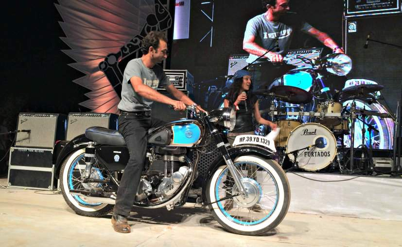 India Bike Week Classic Bikes