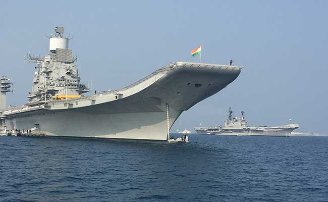 India Should Focus On Economy, Not Aircraft Carriers To Counter China: Chinese Media