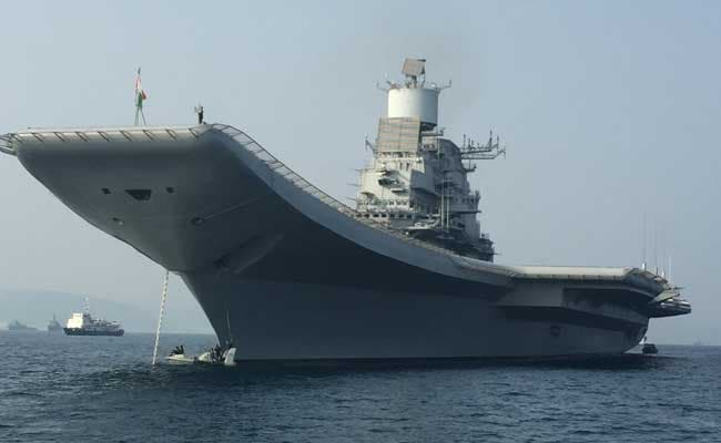 India, US Officials Vow To Boost Cooperation In Aircraft Carrier Technology