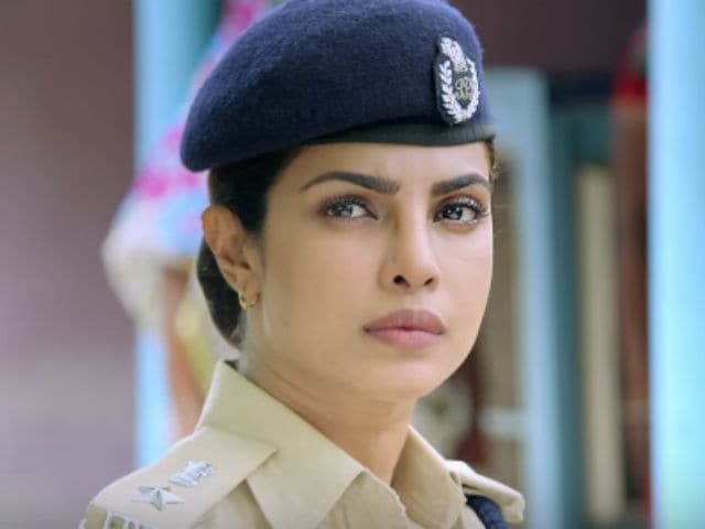 Priyanka Chopra is a Maya Thagni in New Jai Gangaajal Song