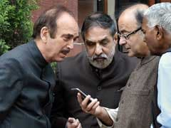 What Arun Jaitley Was Showing Opposition Leaders On His Phone