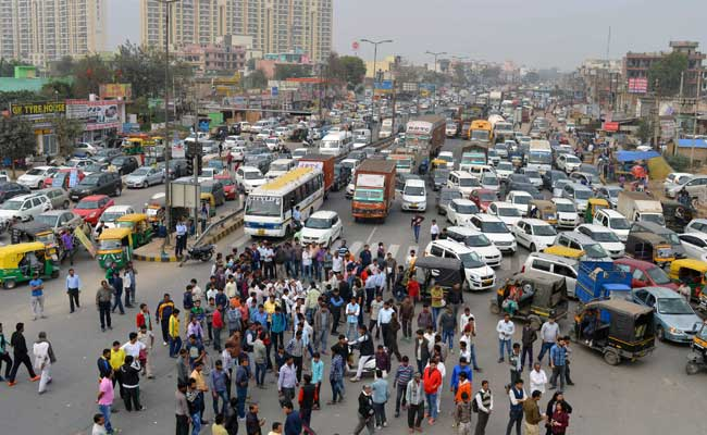 'Jat Quota Protests Cost Rs 34,000 Crore Loss To Northern States'