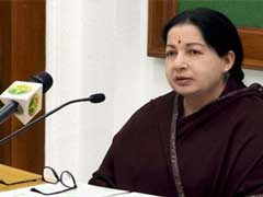 Jayalalithaa Sacks Tamil Nadu Minister, Relieves Him Of Party Post