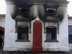 Jat Quota Stir: Railway Station Set On Fire In Jind