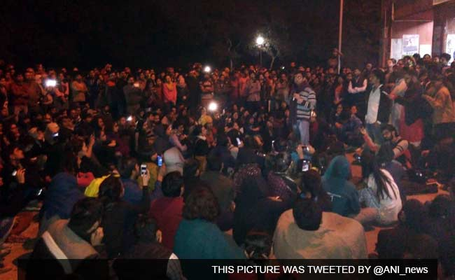 JNU Officials To Meet Today After 5 Students Accused Of Sedition Surface On Campus