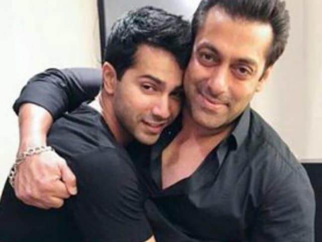 No Salman Khan. It's Time For Varun Dhawan to Star in Judwaa Sequel